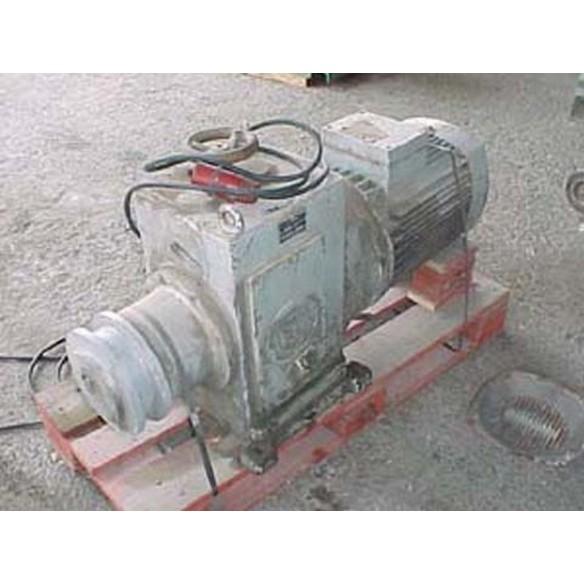 Electric variator engine