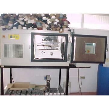 Flex meter of 6 test tubes
