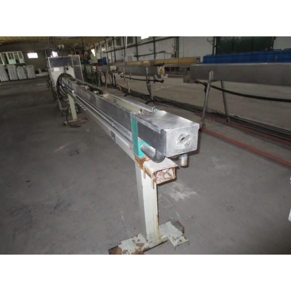 Ligne complète pour tuyaux de P.E.