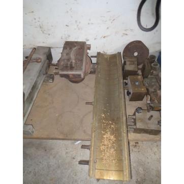 Row and calibrator for profiles