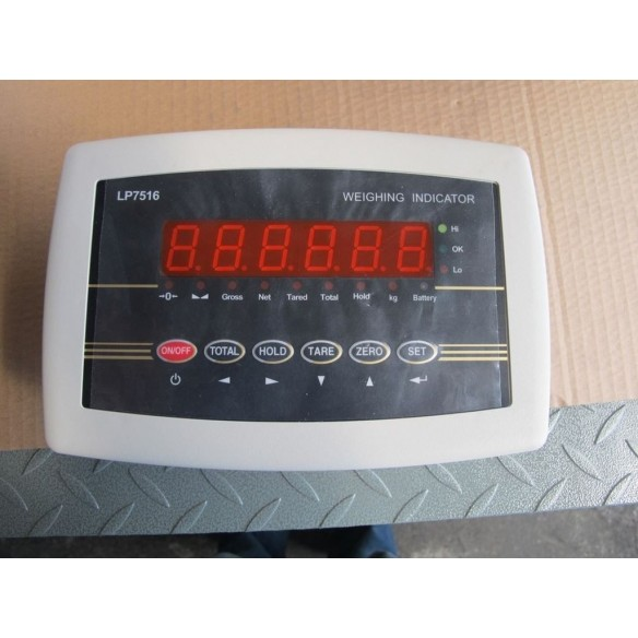 New Electronic Scale