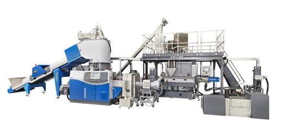 maquinaria para reciclado de plastico espana