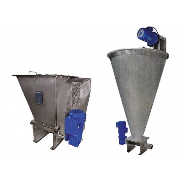 EQUIPMENT OF DOSING AND LOADING