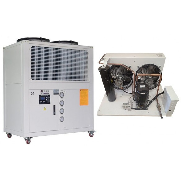 COLD AND COOLING EQUIPMENT