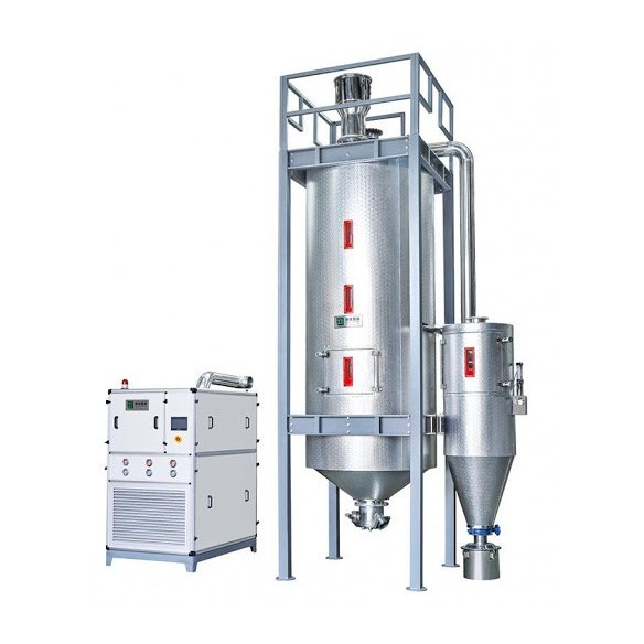 SILOS AND HOPPERS DRYING AND DEHUMIDIFYING EQUIPMENT