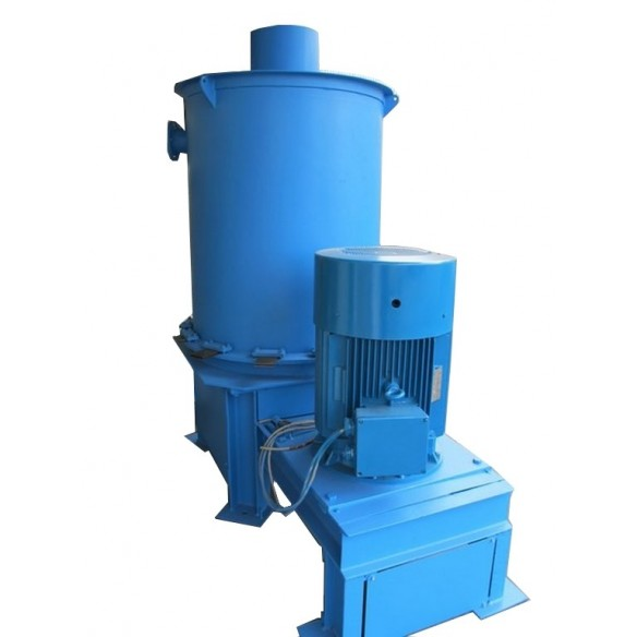 AGLOMERING AND COMPACTING MACHINERY